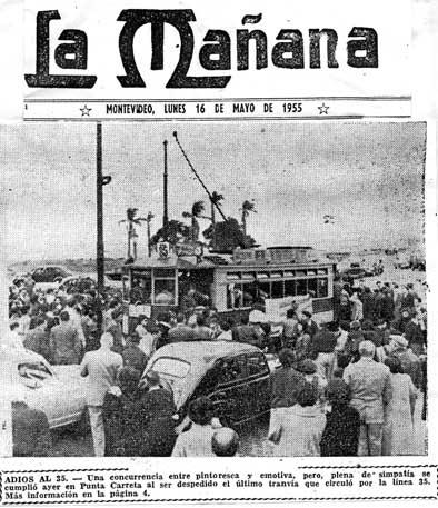 La Mañana, 16 de mayo de 1955