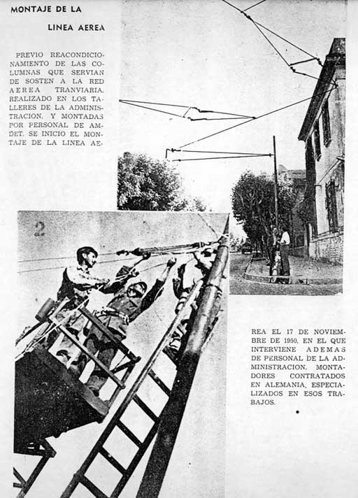 Memoria AMDET 1950